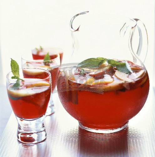 Here is my tried and true recipe for sangria that's tasty, easy to ...
